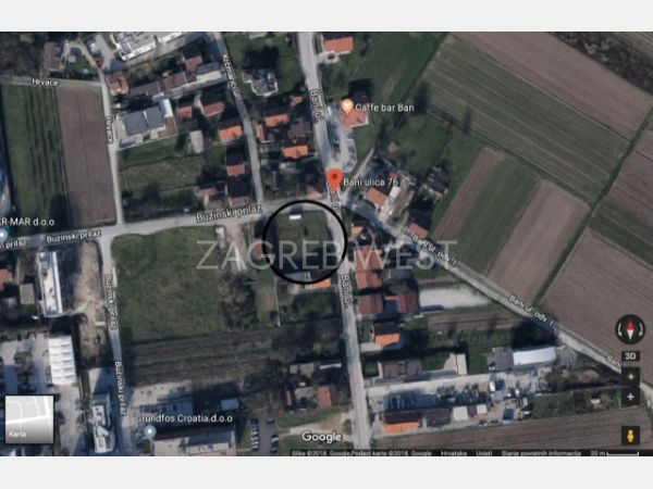 Building plot, Sale, Zagreb - Okolica, Buzin