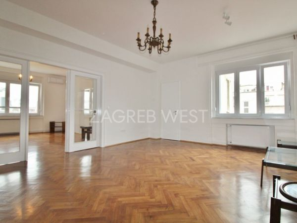 Flat in a building, Rent, Zagreb, Donji Grad
