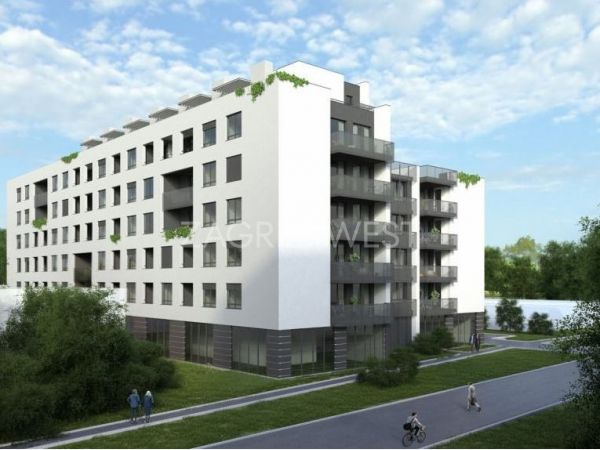 Flat in a new building, Sale, Zagreb, Stenjevec