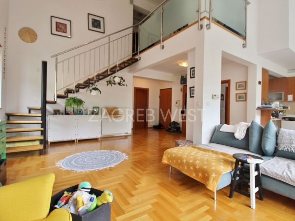 Flat in a building, Rent, Zagreb, Podsljeme