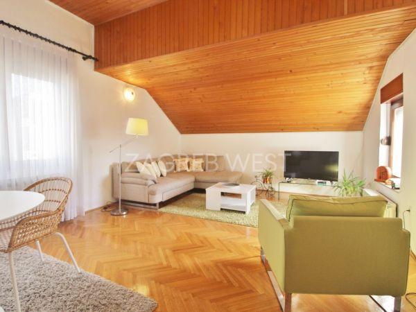 Flat in a house, Rent, Zagreb, Gornji Grad - Medveščak
