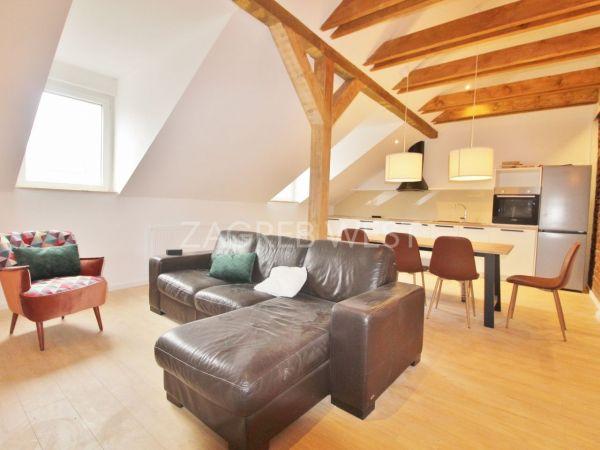 Flat in a villa, Rent, Zagreb, Maksimir